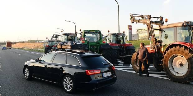 """Philippe Janssens : """"Les tracteurs ne sont pas responsables des accidents !"""" - La DH"""